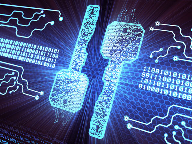 Using Quantum Cryptography as a Secure Transmission of Data