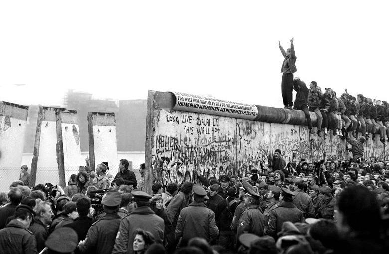 Fall of the BerlinWall